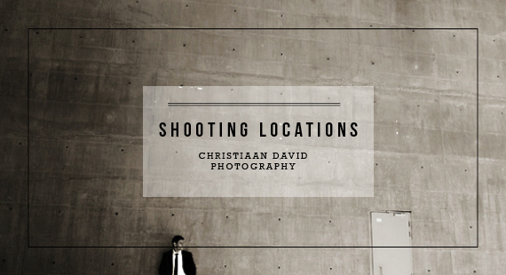 SHOOTING LOCATIONS