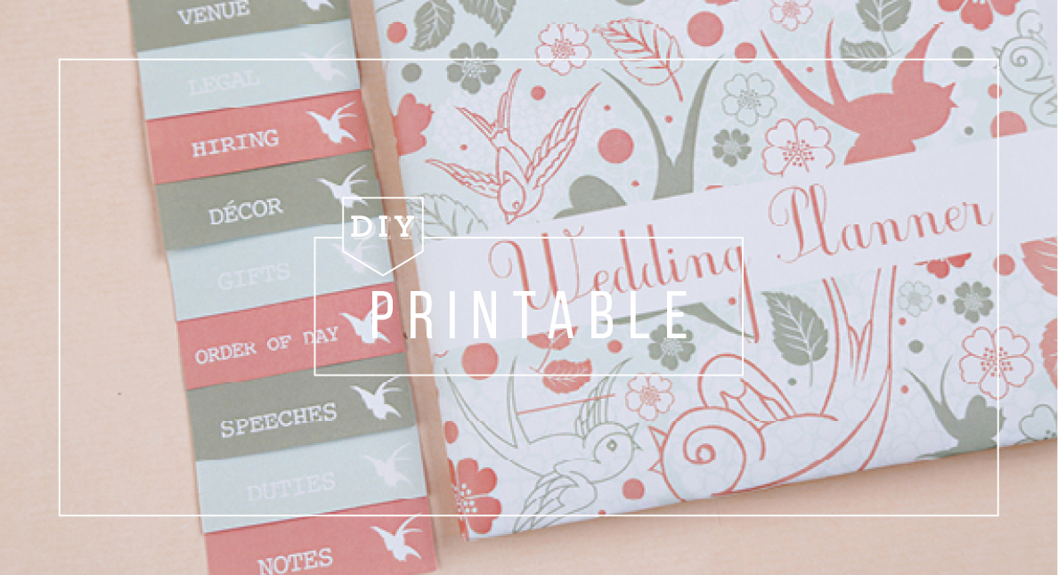 Wedding Friends  Simply Organized  Wedding Planner Diy