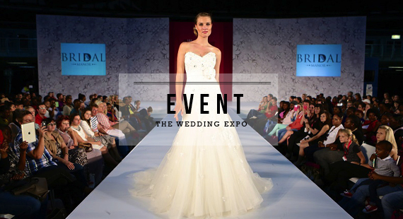 WEDDING EXPO COVER