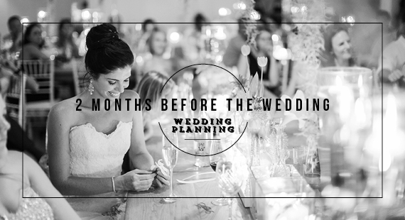 What To Do 2 Months Before The Wedding Friends