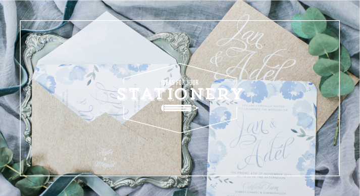 Chrystalace Wedding Stationery Adel & Jan Cover