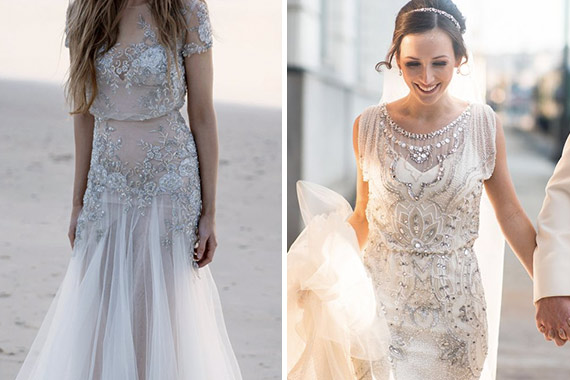 Non Traditional Wedding Dress Lace : Non traditional wedding dresses inspiration