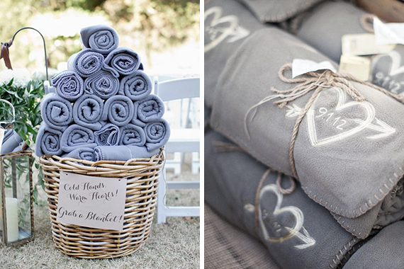 Winter Wedding Gifts: Cozy Winter Wedding Favours Your Guests Will Love