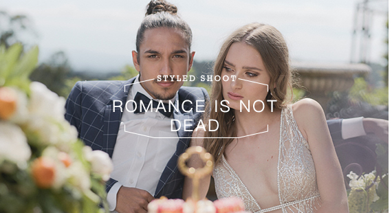 Romance is not dead COVER